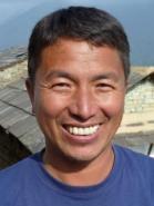 Rudra BASNET - guide Huwans Népal
