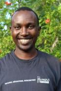 Wolfgang MOSHY - guide Huwans Tanzanie