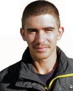 Joe Boulanger - guide Huwans Namibie